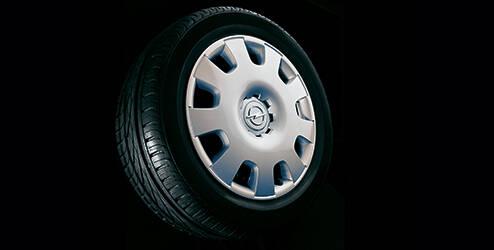Enjoliveur de roue 15'' OPEL - 13191473