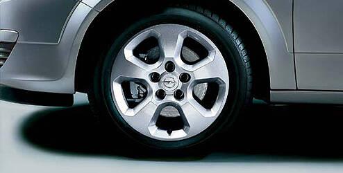 Enjoliveur de roue design 16'' OPEL - 13198634