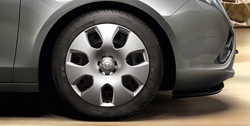 Enjoliveur de roue 16'' - à 7 branches OPEL - 13267802