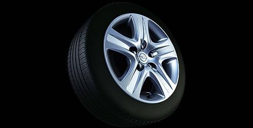 Enjoliveur de roue design 16'' OPEL - 13282335