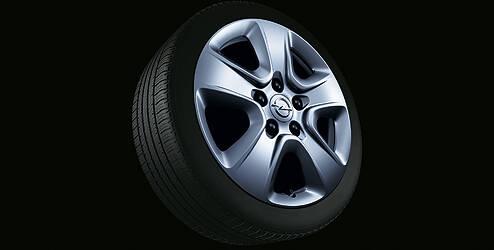 Enjoliveur de roue design 16'' OPEL - 13337257