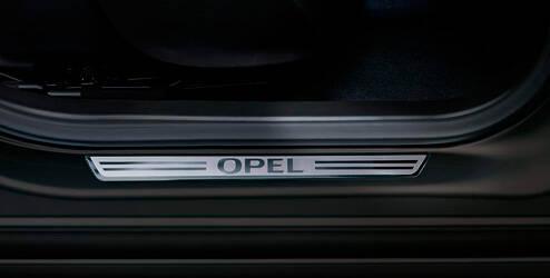 Seuils de porte OPEL - 13356024