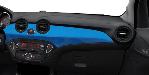 Kit intérieur, Let it Blue
