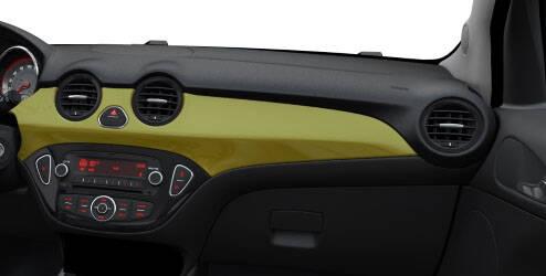 Kit intérieur, Goldbusters