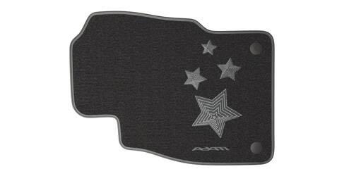 Tapis de sol, Velours - Design «Stars & Stripes»