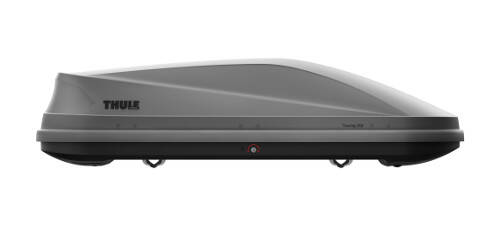 Coffre de toit Thule « Touring 200 », titane aero