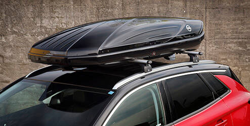 Coffre de toit Opel X