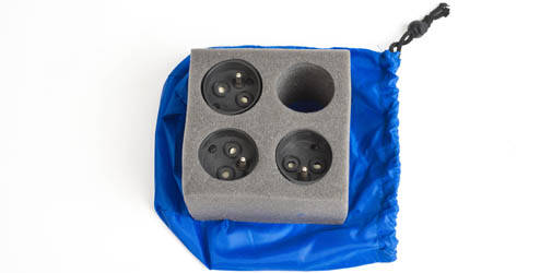 Câbles de charge, kit d'adaptateurs