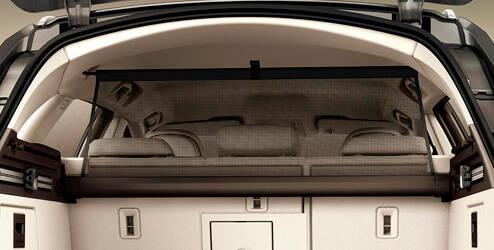 Filet de sécurité pour espace de chargement
