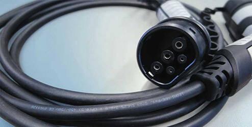 Câble de charge pour station de chargement publique (sac inclus)