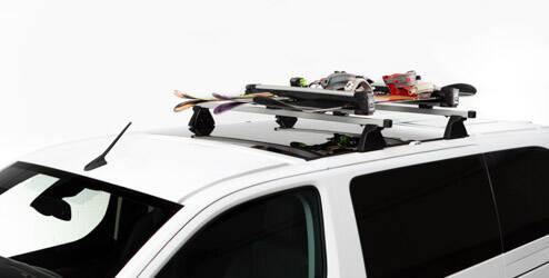 Porte-ski/snowboard Thule « SnowPack 7326 » (6 paires)