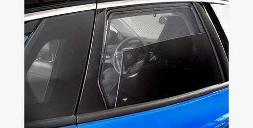Pare-soleil pour vitres arrière et lunette arrière OPEL - 39214931