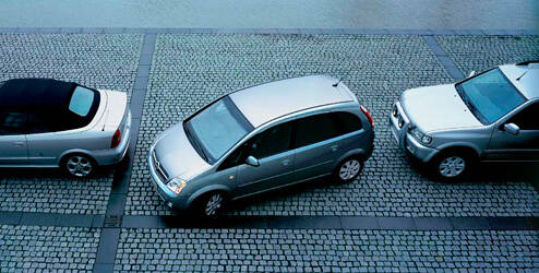 Système d'aide au stationnement