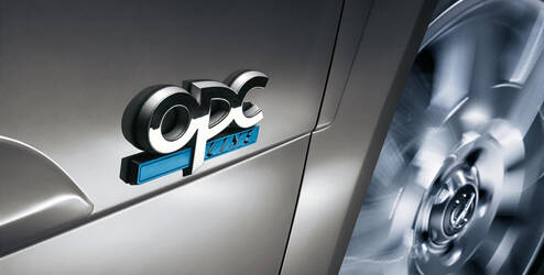 Badge OPC Line OPEL - 93188513