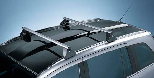 Barres de toit aluminium OPEL - 93199010
