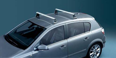Barres de toit aluminium OPEL - 93199012