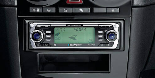 Radioadapter OPEL - 93199387