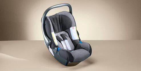 Siège-enfant Opel BABY-SAFE - 0 à 13 kg OPEL - 93199690
