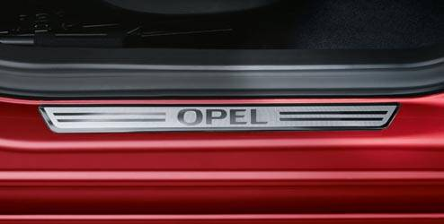 Dorpellijsten - voorportieren OPEL - 95264200