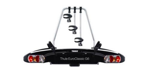 Porte-vélo monté sur attelage Thule « EuroClassic G6 »