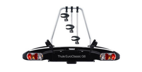 Thule ''Euro Classic G6'' fietsendrager voor trekhaakmontage