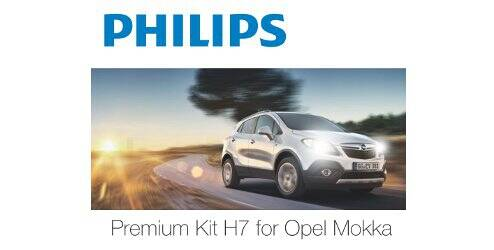 Lampenkit - Premium - H1 OPEL - 95599183