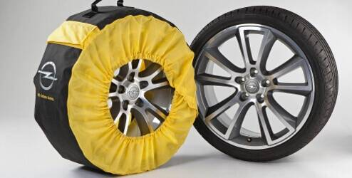 Housse pour roues (taille XL) OPEL - 95599243