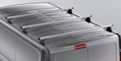 Barres de toit aluminium OPEL - 95599442