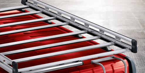 Galerie de toit, aluminium - L1H2