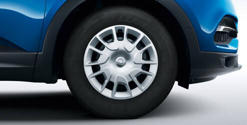 Enjoliveur de roue 16'' OPEL - 95599879