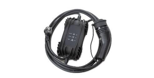Câble de chargement mode 2 (1,3 kW) type J, longeur: 5 m