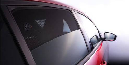 Pare-soleil pour vitres arrière et lunette arrière