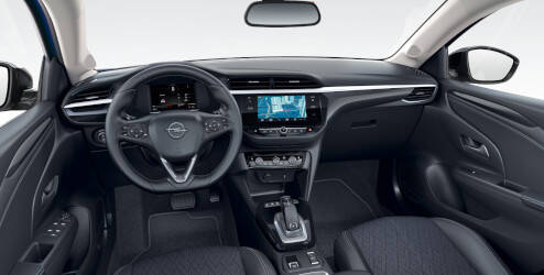 Stylingset interieur, wit OPEL - 98344044WP