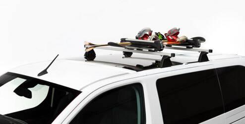 Porte-ski/snowboard Thule « SnowPack 7324 » (4 paires)