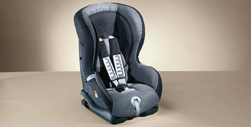 Siège-enfant Opel DUO ISOFIX incluant le kit top-Tether