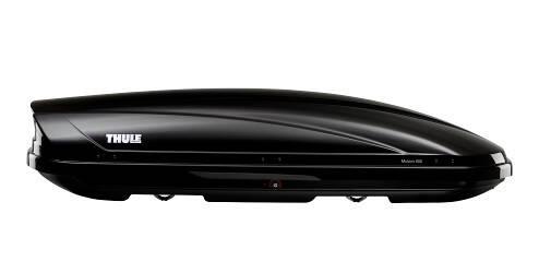 Coffre de toit Thule « Motion 800 », noir brillant