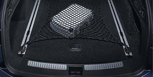 Kit de rails de fixation FlexOrganizer®, traction par 4 roues - noir