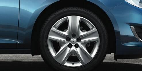 Enjoliveur de roue design 17''