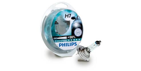Ampoules halogènes H7, Philips Xtreme Vision