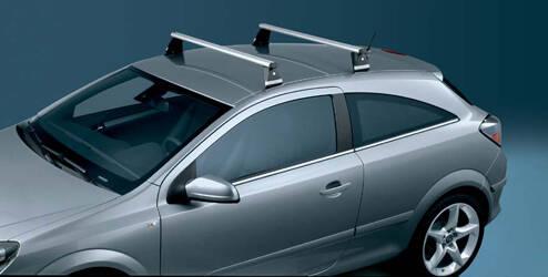 Barres de toit aluminium