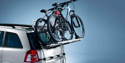 Porte-vélo monté sur hayon